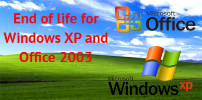 End of Xp and office 2013