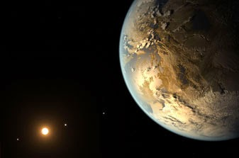 NASA finds planet in habitable zone that could have liquid water