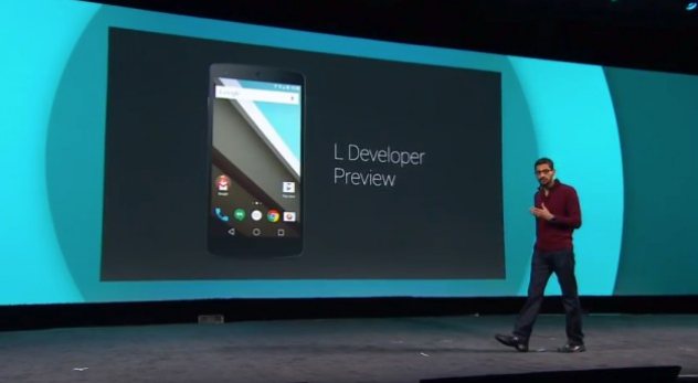 Android L review