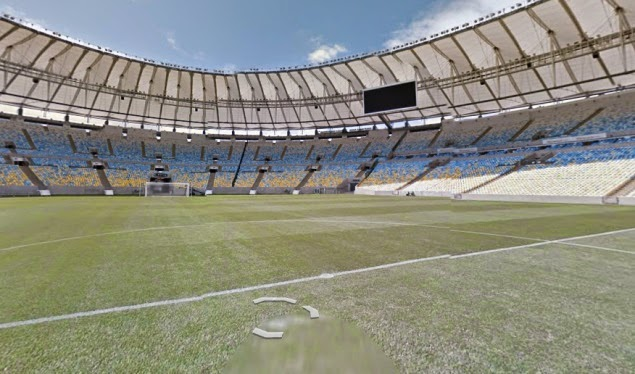 Fifa world cup street view