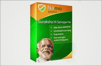 Namo antivirus
