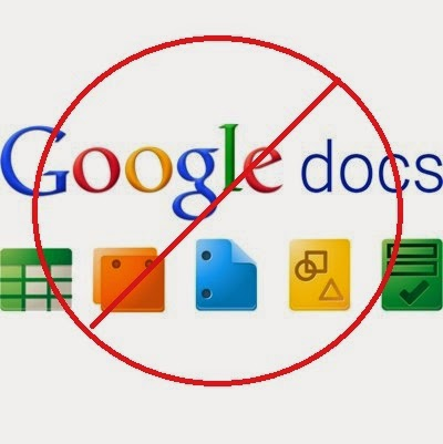 Google docs blocked in india