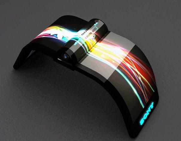 Sony wrist Computer
